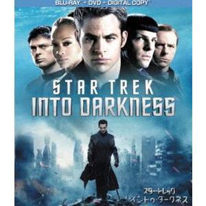 スター・トレック イントゥ・ダークネス ブルーレイ+DVDセット(2枚組) [Blu-ray]|ggking