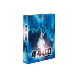 4400 フォーティ・フォー・ハンドレッド シーズン2 コンプリートボックス [DVD]|ggking