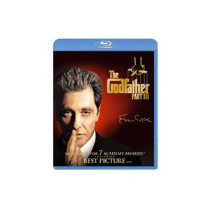 ゴッドファーザー PART III〈デジタル・リマスター版〉 [Blu-ray] ggking