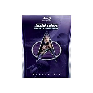 新スター・トレック シーズン6 ブルーレイBOX [Blu-ray]|ggking