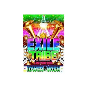 EXILE TRIBE LIVE TOUR 2012 TOWER OF WISH(2枚組) [DVD]|ggking