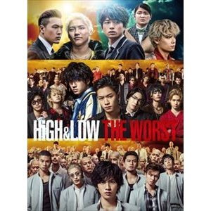 HiGH&LOW THE WORST [DVD]|ggking