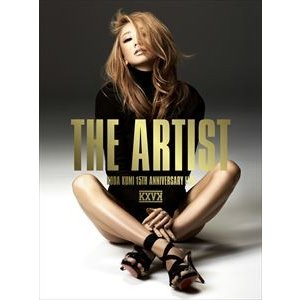 倖田來未/KODA KUMI 15th Anniversary LIVE The Artist [DVD]|ggking