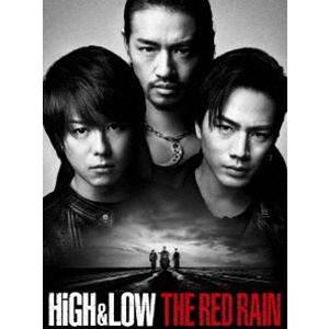 HiGH&LOW THE RED RAIN<豪華盤> [DVD]|ggking