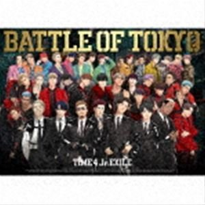 GENERATIONS,THE RAMPAGE,FANTASTICS,BALLISTIK BOYZ from EXILE TRIBE / BATTLE OF TOKYO TIME 4 Jr.EXILE(通常盤/CD+3Blu-ray) (初回仕様) [CD]|ggking