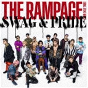 THE RAMPAGE from EXILE TRIBE / SWAG & PRIDE(CD+DVD) [CD]|ggking