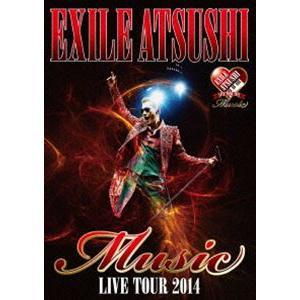 """EXILE ATSUSHI/EXILE ATSUSHI LIVE TOUR 2014""""Music""""(ドキュメント付き豪華盤) [Blu-ray] ggking"""