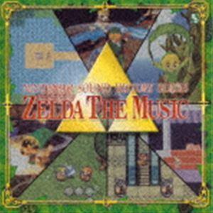 (ゲーム・ミュージック) 任天堂 サウンドヒストリーシリーズ ゼルダ ザ ミュージック [CD]|ggking