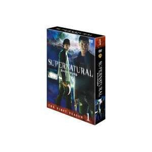 SUPERNATURAL スーパーナチュラル〈ファースト・シーズン〉DVDコレクターズ・ボックス2(5枚組) [DVD] ggking