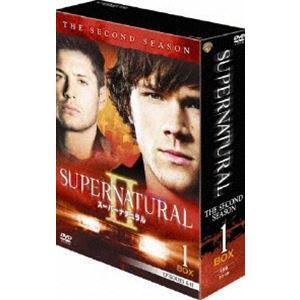 SUPERNATURAL II スーパーナチュラル〈セカンド・シーズン〉コレクターズ・ボックス1 [DVD] ggking