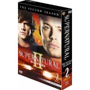 SUPERNATURAL II スーパーナチュラル〈セカンド・シーズン〉コレクターズ・ボックス2 [DVD] ggking