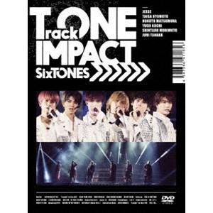 SixTONES/TrackONE -IMPACT-(初回盤) [DVD]|ggking
