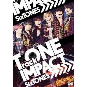 SixTONES/TrackONE -IMPACT-(通常盤) [DVD]|ggking