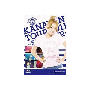 西野カナ/Kanayan Tour 2011〜Summer〜(通常盤) [DVD]|ggking