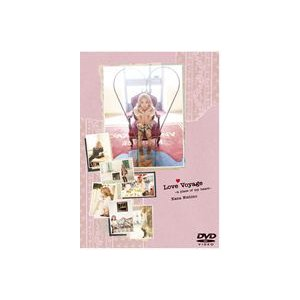 西野カナ/Love Voyage 〜a place of my heart〜(通常盤) [DVD]|ggking
