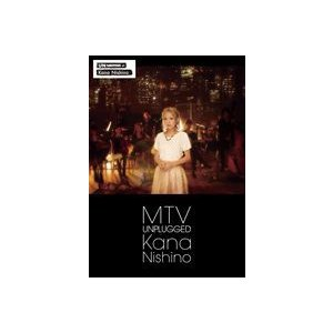 西野カナ/MTV Unplugged Kana Nishino(通常盤) [DVD]|ggking
