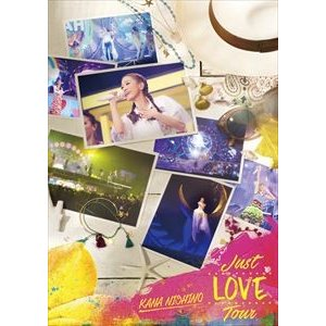 西野カナ/Just LOVE Tour(通常盤) [DVD]|ggking