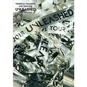 山下智久/TOMOHISA YAMASHITA LIVE TOUR 2018 UNLEASHED - FEEL THE LOVE -(通常盤/2DVD) [DVD]|ggking