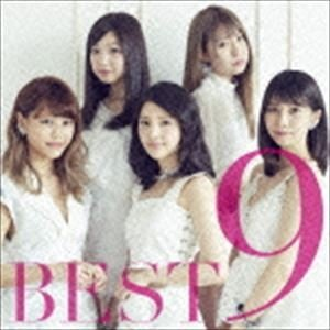 9nine / BEST9(初回生産限定盤A/CD+Blu-ray) [CD]|ggking|01