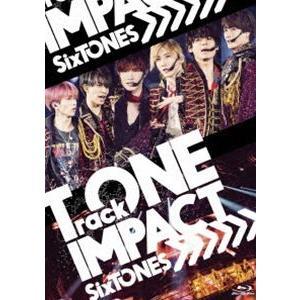SixTONES/TrackONE -IMPACT-(通常盤) [Blu-ray]|ggking