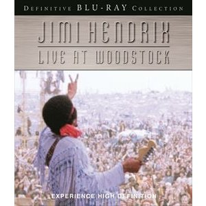 ジミ・ヘンドリックス/ライヴ・アット・ウッドストック [Blu-ray]|ggking