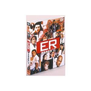 ER 緊急救命室〈シックス〉セット1【DISC1〜3】(期間限定)※再発売 [DVD]|ggking
