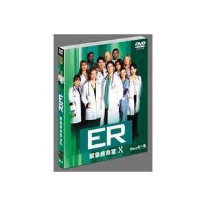 ER 緊急救命室〈テン〉セット2【DISC4〜6】(期間限定) ※再発売 [DVD]|ggking