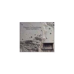 (ゲーム・ミュージック) PIANO COLLECTIONS / FINAL FANTASY X [CD]|ggking