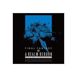 A REALM REBORN:FINAL FANTASY XIV Original Soundtrack【映像付サントラ/Blu-ray Disc Music】 [ブルーレイ・オーディオ]|ggking
