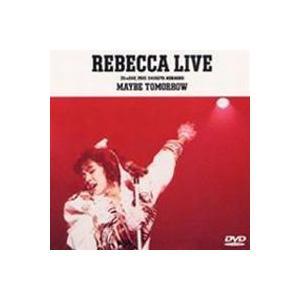 レベッカ/MAYBE TOMORROW [DVD] ggking