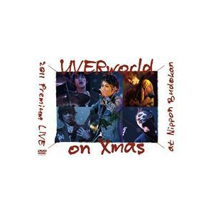 UVERworld 2011 Premium LIVE on Xmas(通常盤) [DVD]|ggking