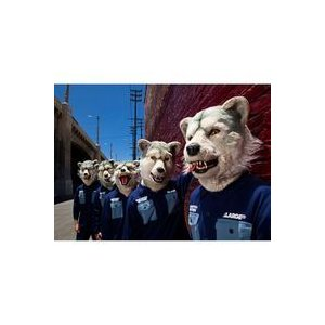MAN WITH A MISSION/狼大全集III(通常盤) [DVD] ggking