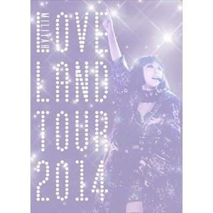 加藤ミリヤ/Loveland tour 2014(初回生産限定盤) [DVD]|ggking