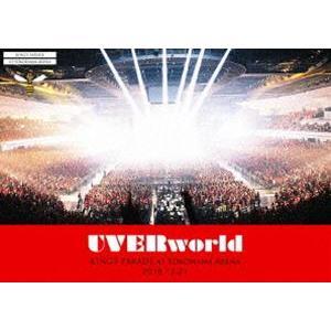 UVERworld KING'S PARADE at Yokohama Arena 2018.12.21 [DVD]|ggking