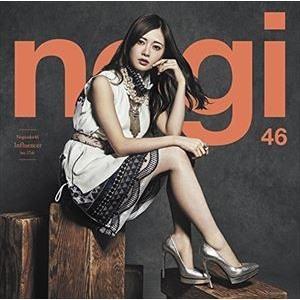 乃木坂46 / インフルエンサー(TYPE-A/CD+DVD) [CD]|ggking