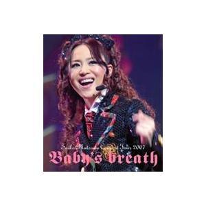 松田聖子/SEIKO MATSUDA CONCERT TOUR 2007 Baby's breath [Blu-ray]|ggking