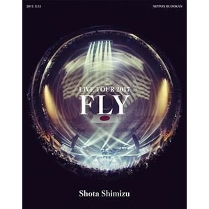 "清水翔太 LIVE TOUR 2017""FLY"" [Blu-ray]|ggking"