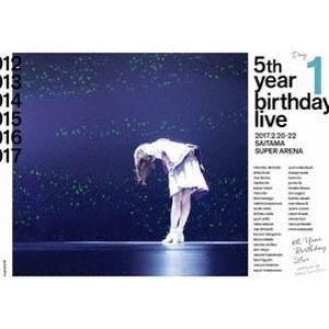 乃木坂46/5th YEAR BIRTHDAY LIVE 2017.2.20-22 SAITAMA SUPER ARENA Day1 [Blu-ray]|ggking