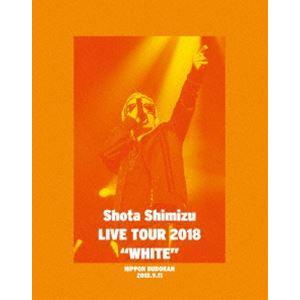 "清水翔太/LIVE TOUR 2018""WHITE"" [Blu-ray]|ggking"