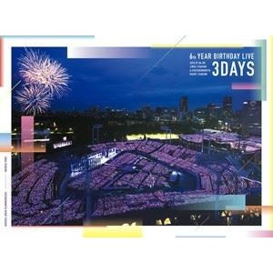 乃木坂46/6th YEAR BIRTHDAY LIVE(完全生産限定盤) [Blu-ray]|ggking