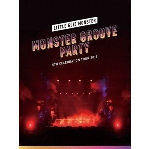 Little Glee Monster 5th Celebration Tour 2019 〜MONSTER GROOVE PARTY〜(初回生産限定盤) [Blu-ray]|ggking