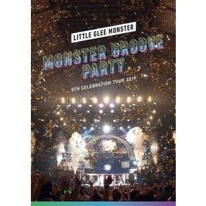 Little Glee Monster 5th Celebration Tour 2019 〜MONSTER GROOVE PARTY〜(通常盤) [Blu-ray]|ggking