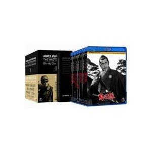 黒澤明監督作品 AKIRA KUROSAWA THE MASTERWORKS Blu-ray Disc Collection II [Blu-ray]|ggking