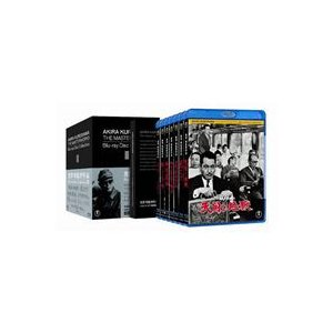 黒澤明監督作品 AKIRA KUROSAWA THE MASTERWORKS Blu-ray Disc Collection III [Blu-ray]|ggking