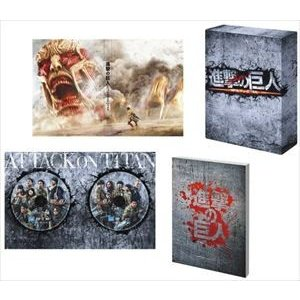 進撃の巨人 ATTACK ON TITAN Blu-ray 豪華版 [Blu-ray]|ggking