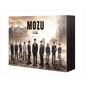 MOZU Season2 〜幻の翼〜 Blu-ray BOX [Blu-ray]|ggking