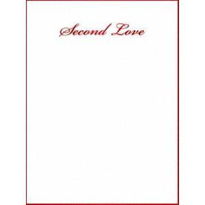 セカンド・ラブ Blu-ray BOX [Blu-ray]|ggking