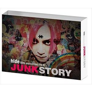 hide 50th anniversary FILM「JUNK STORY」Blu-ray [Blu-ray]|ggking