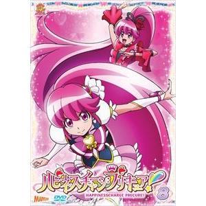 ハピネスチャージプリキュア!【DVD】 Vol.8 [DVD]|ggking
