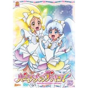 ハピネスチャージプリキュア!【DVD】 Vol.15 [DVD]|ggking